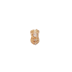 Heart Bijoux d'Ongles Gold