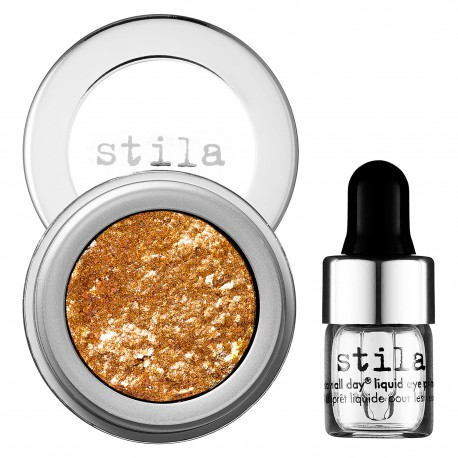 Stila Magnificent Metals Foil Finish Eye Shadow Comex Gold