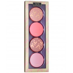 Tarte Party Of Four Deluxe Amazonian Clay Blush Set