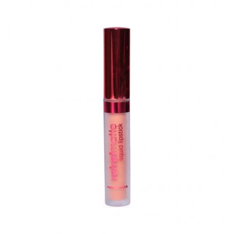 LASplash Velvet Matte Liquid Lipstick Collab By Laura G Exposed