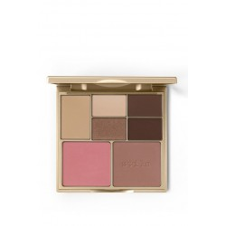 Stila Perfect Me Perfect Hue Eye Cheek Palette - Light Medium