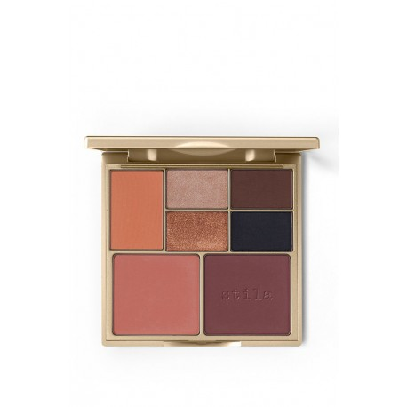 Stila Perfect Me Perfect Hue Eye Cheek Palette - Tan Deep