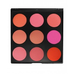 Morphe 9B The Blushed Palette