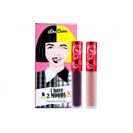 Lime Crime 2 Moods Duo Set