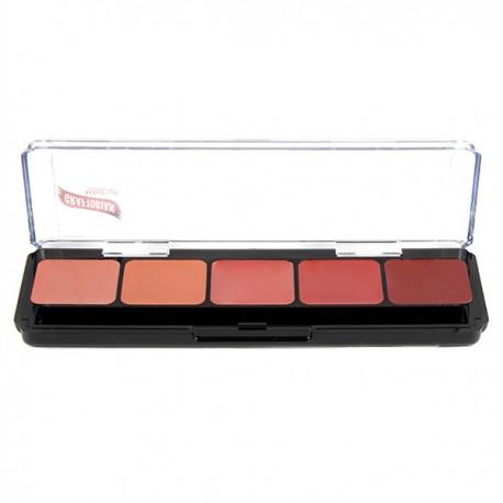 Graftobian HD Glamour Creme Blush Palette