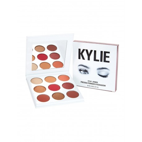 Kylie Cosmetics The Burgundy Palette Kyshadow