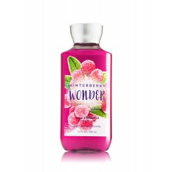 Bath & Body Works Winterberry Wonder Shower Gel