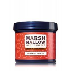 Bath & Body Works Sunshine Mimosa Marshmallow Body Soufflé