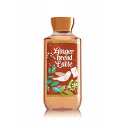 Bath & Body Works Gingerbread Latte Shower Gel