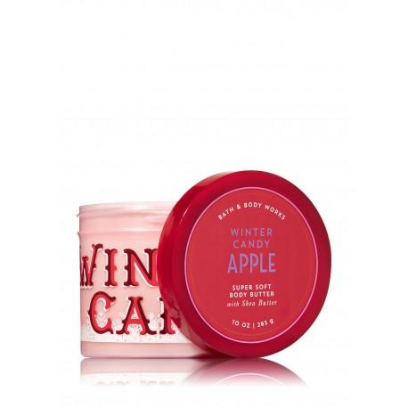 Bath & Body Works Winter Candy Apple Super Soft Body Butter