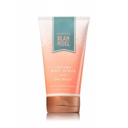Bath & Body Works Vanilla Bean Noel Creamy Body Scrub