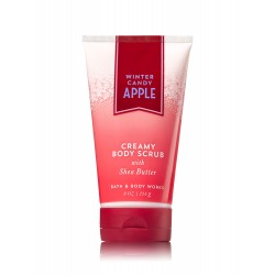 Bath & Body Works Winter Candy Apple Body Scrub
