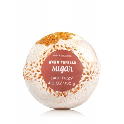 Bath & Body Works Warm Vanilla Sugar Bath Fizzy