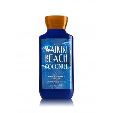 Bath & Body Works Waikiki Beach Coconut Body Lotion