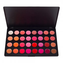 Coastal Scents Lip Palette