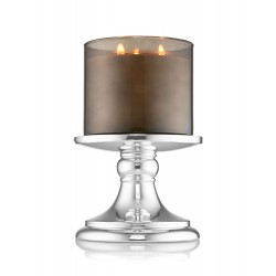 Bath & Body Works Mirrored Silver Pedestal Support Bougie