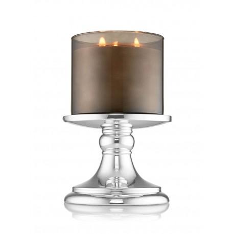 Bath & Body Works Mirrored Silver Pedestal Support Bougie