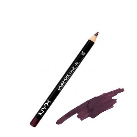 NYX Slim Lip Pencil Currant