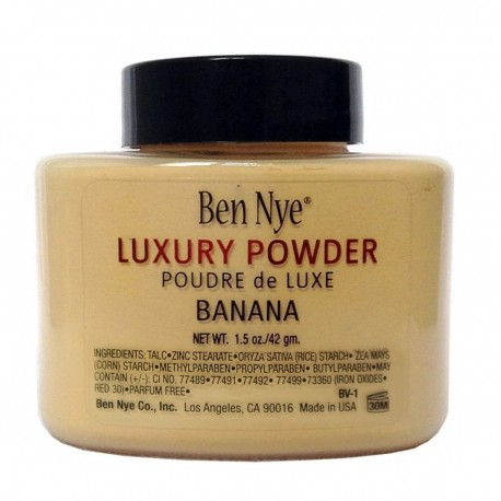 Ben Nye Bella Luxury Powder Banana