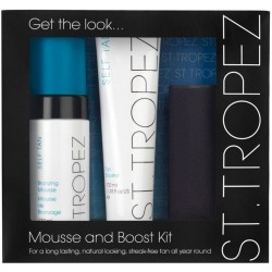 St. Tropez Mousse and Boost Kit