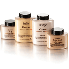 Ben Nye Luxury Powder Poudre Libre Banana Powder