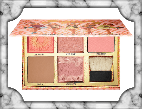 Benefit Cosmetics Blush Bar Cheek Palette Nouveauté Edition Limitee