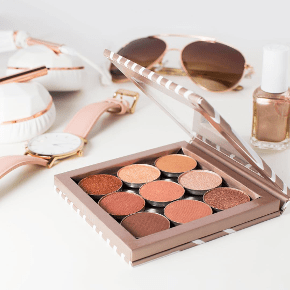 Makeup Geek Marlena Eyeshadow Pans Refill Recharges