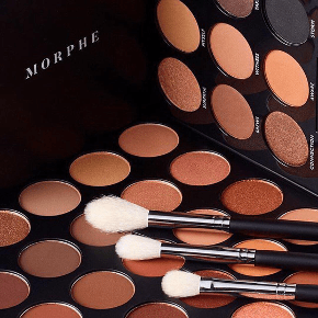 Morphe Brushes Eyeshadow Palettes Jaclyn Hill Liquid Lipsticks Pinceaux
