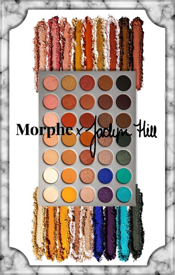 Morphe x Jaclyn Hill Eyeshadow Palette Fards à paupières