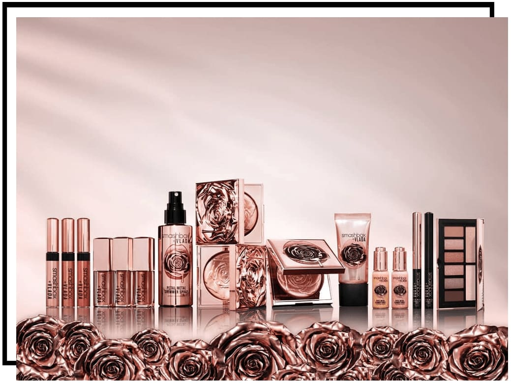 Smashbox x Vladamua Petal Metal Collection