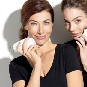 Nuface Kit tonifiant visage Trinity Anti-Age Rides Appareil Beauté Institut Soin Facial
