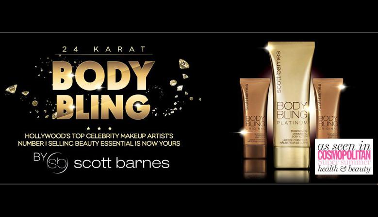 """Scott Barnes est un célèbre maquilleur professionnel. Sa signature est le """"Hollywood glow"""" qui l'a rendu célèbre après avoir travaillé avec Jennifer Lopez et lui a permis de créer sa propre ligne de maquillage dont le célèbre Body Bling."""