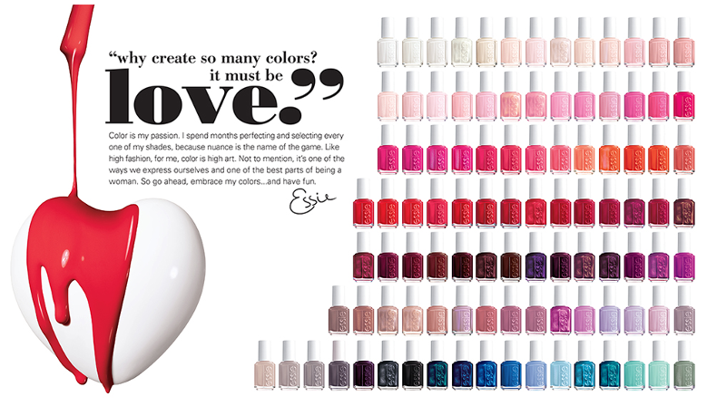 Essie Vernis A Ongles