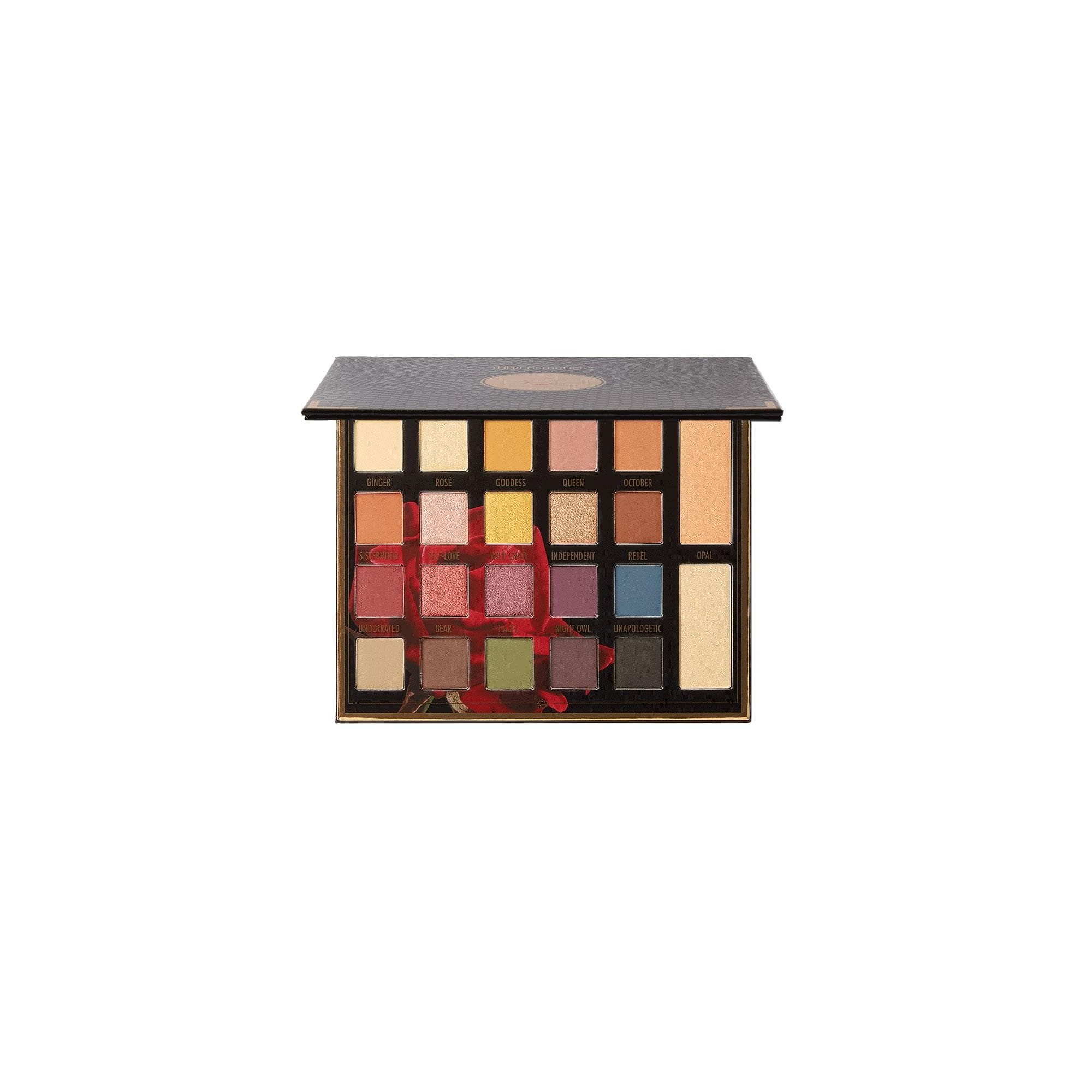 BH Cosmetics Sylvia Gani 22 Color Eyeshadow Palette