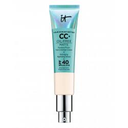 IT Cosmetics Your Skin But Better CC+ Oil-Free Matte with SPF 40 Fair