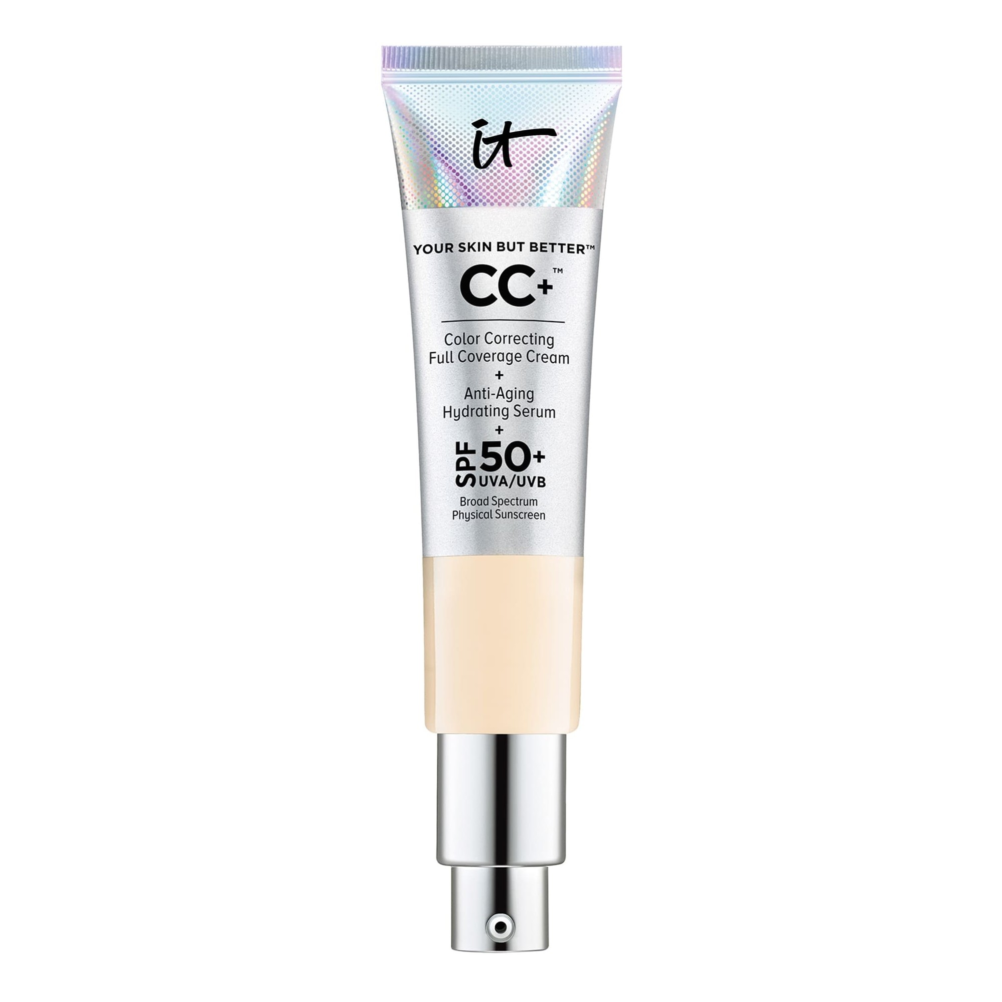 IT Cosmetics Your Skin But Better CC+ Cream with SPF 50+ Fair