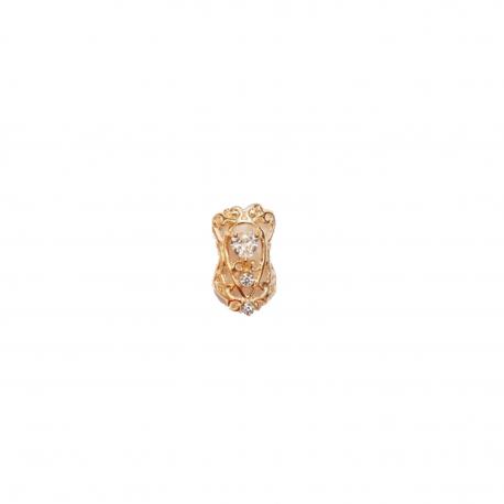Heart Bijoux d'Ongles Gold