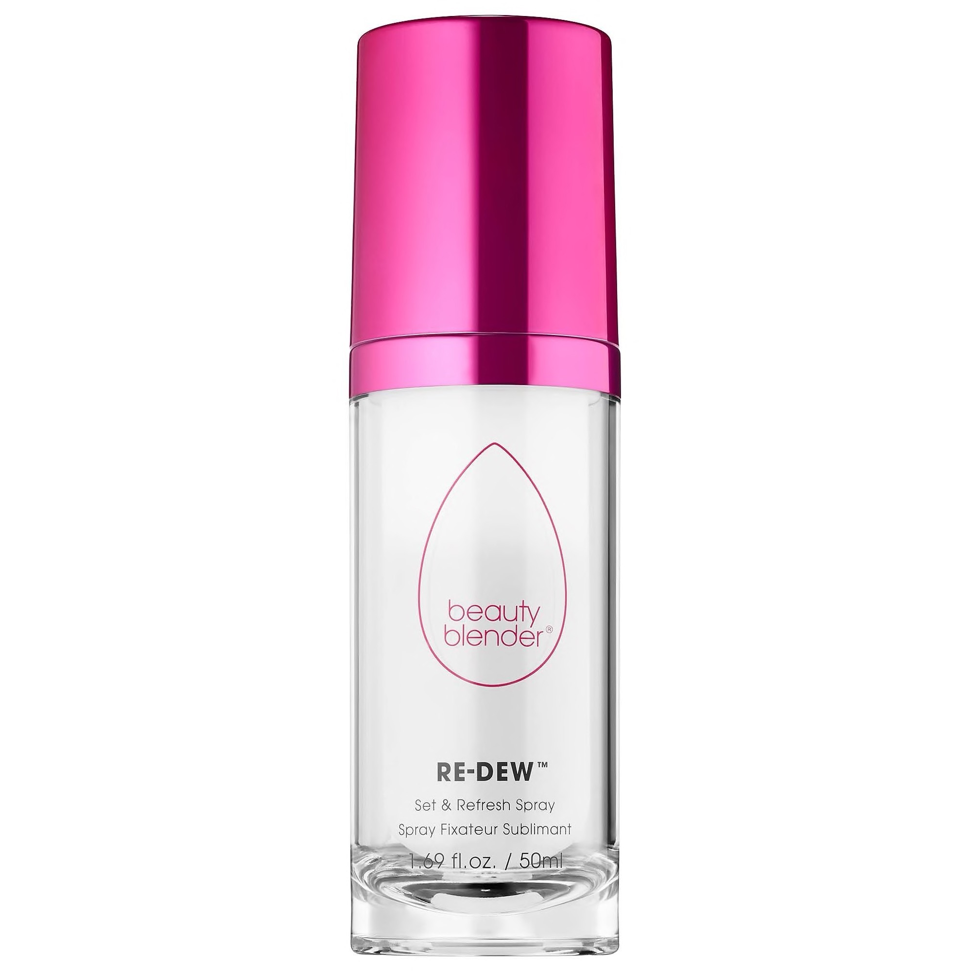BeautyBlender Re-Dew Set And Refresh Spray