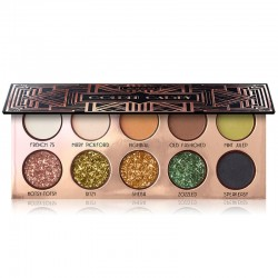 LaSplash Golden Gatsby Glam Eyeshadow Palette