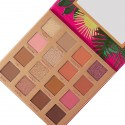 BH Cosmetics Hangin' in Hawaii 16 Color Eyeshadow Palette