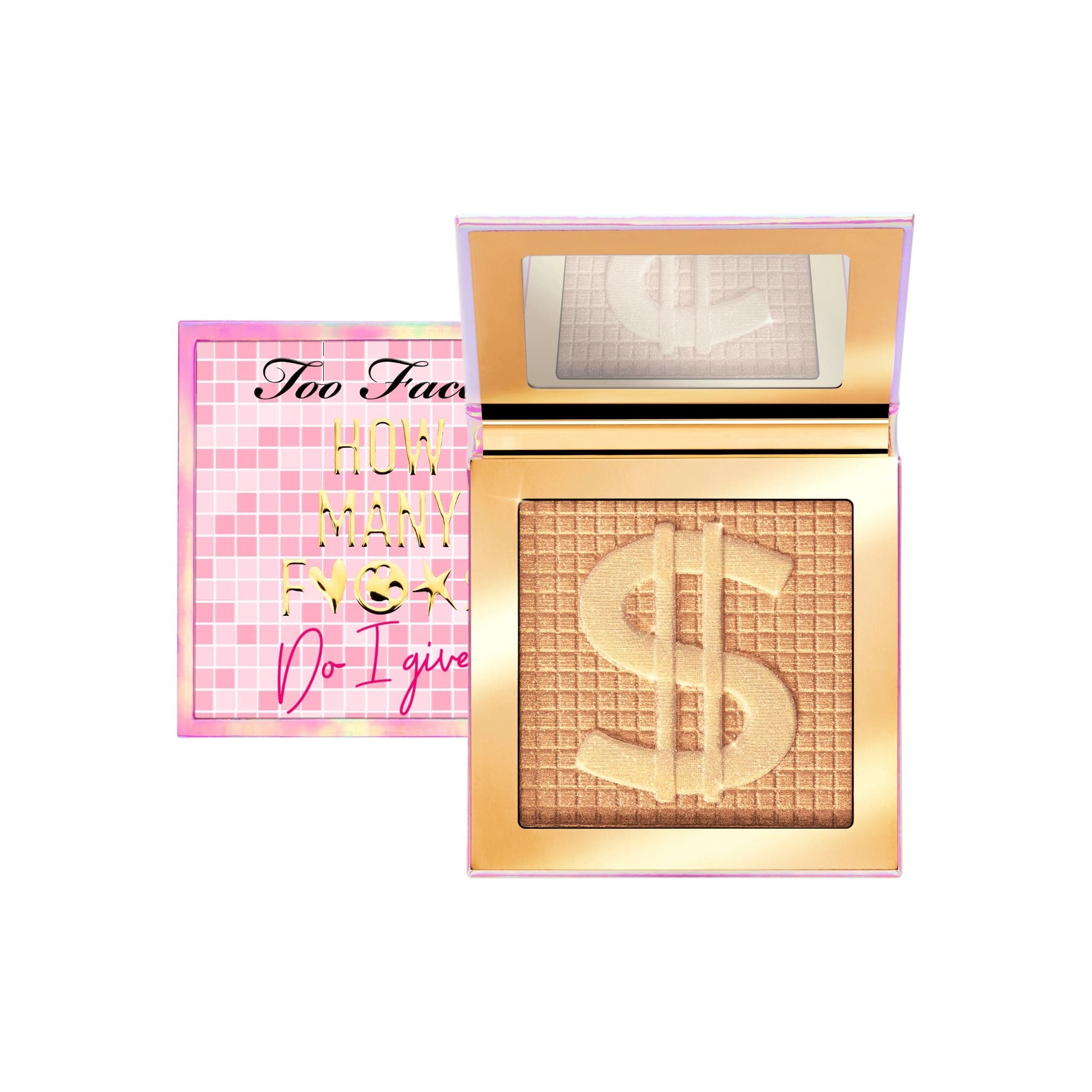 Too Faced Pretty Mess High-Impact Highlighter