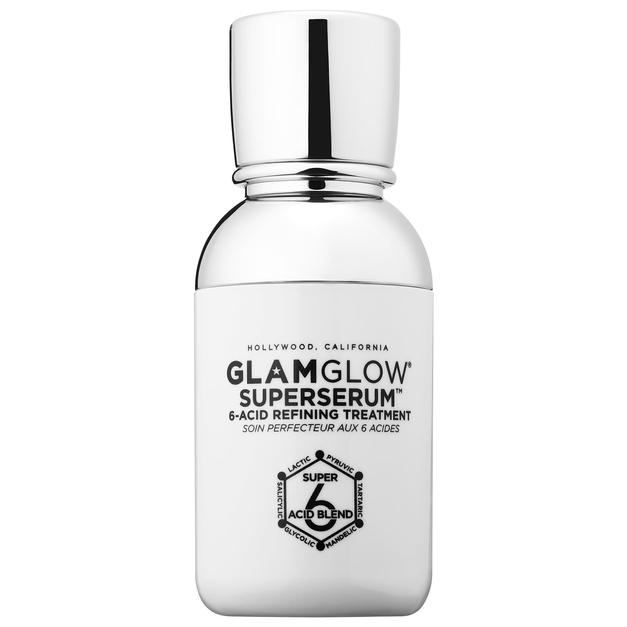 Glamglow Superserum 6-Acid Refining Treatment Serum