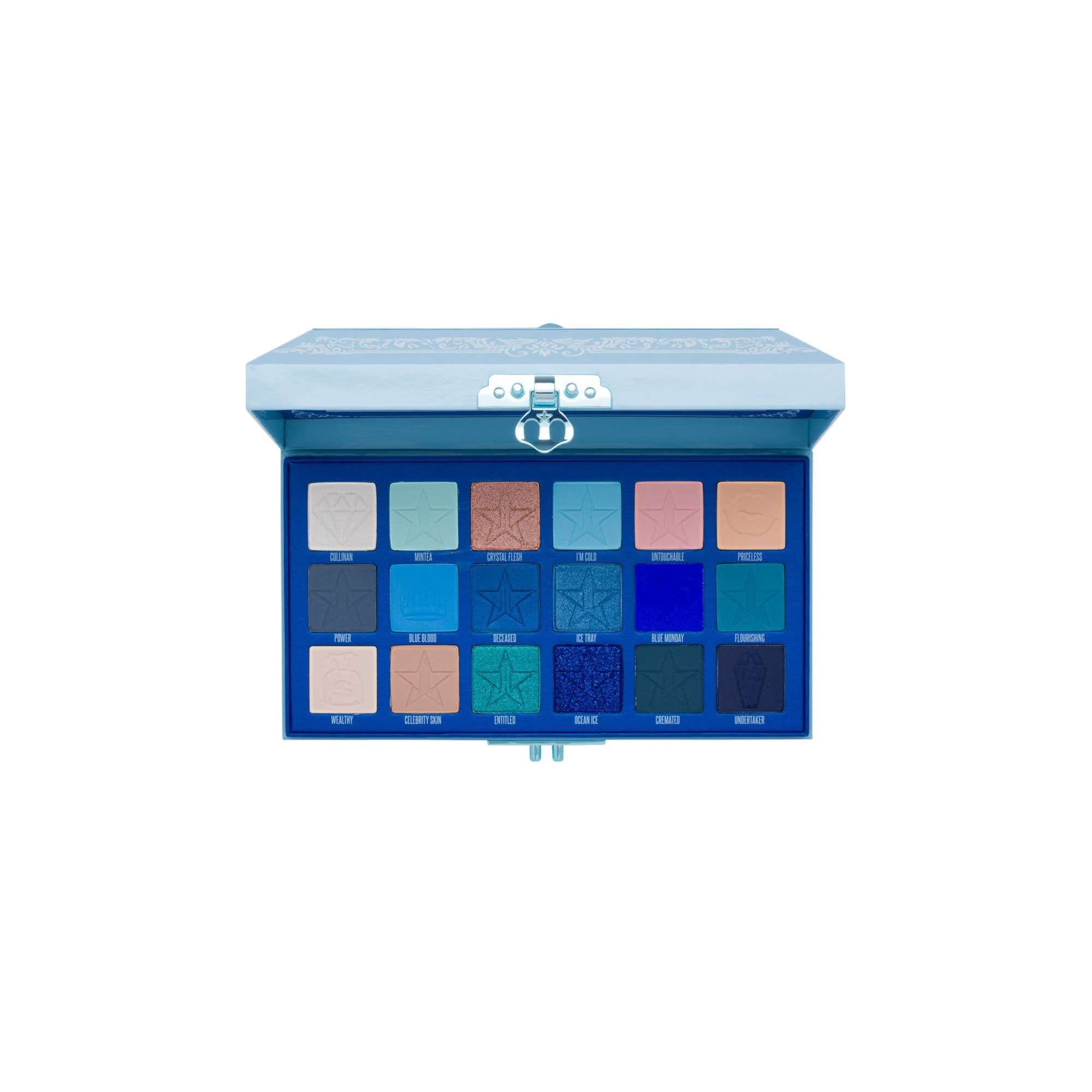 Jeffree Star Cosmetics Blue Blood Eyeshadow Palette