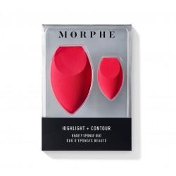 Morphe Highlight & Contour Beauty Sponge Duo