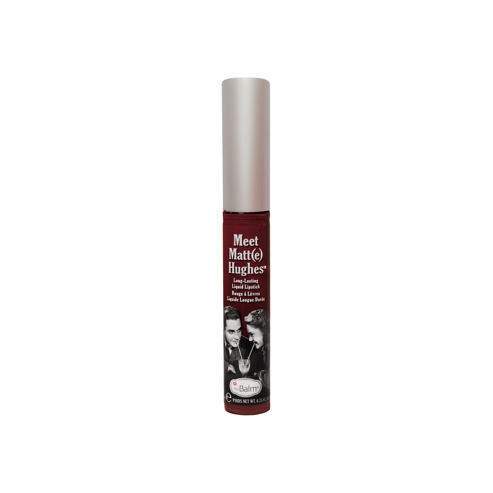 The Balm Meet Matt(e) Hughes Long-Lasting Liquid Lipstick Adoring
