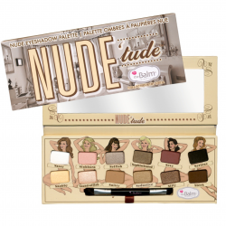 The Balm NUDE 'tude Naughty Eyeshadow Palette