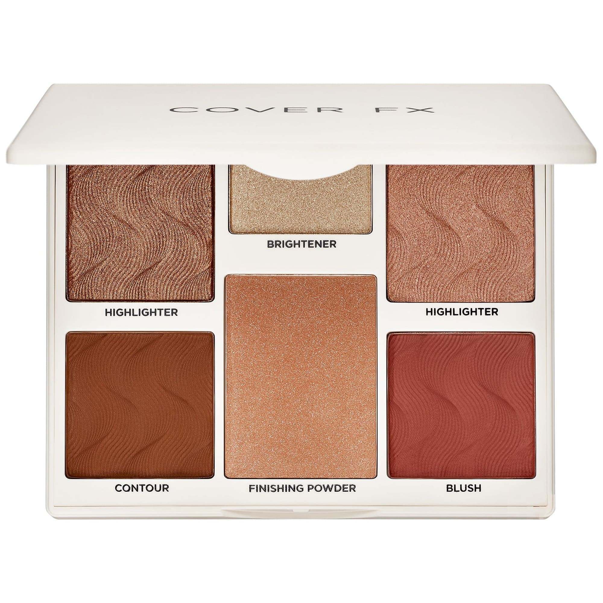 Cover FX Perfector Face Palette Medium-Deep