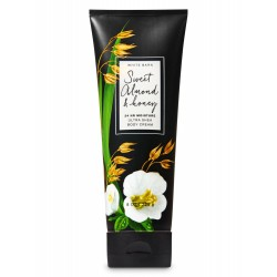 Bath & Body Works Sweet Almond & Honey Ultra Shea Body Cream