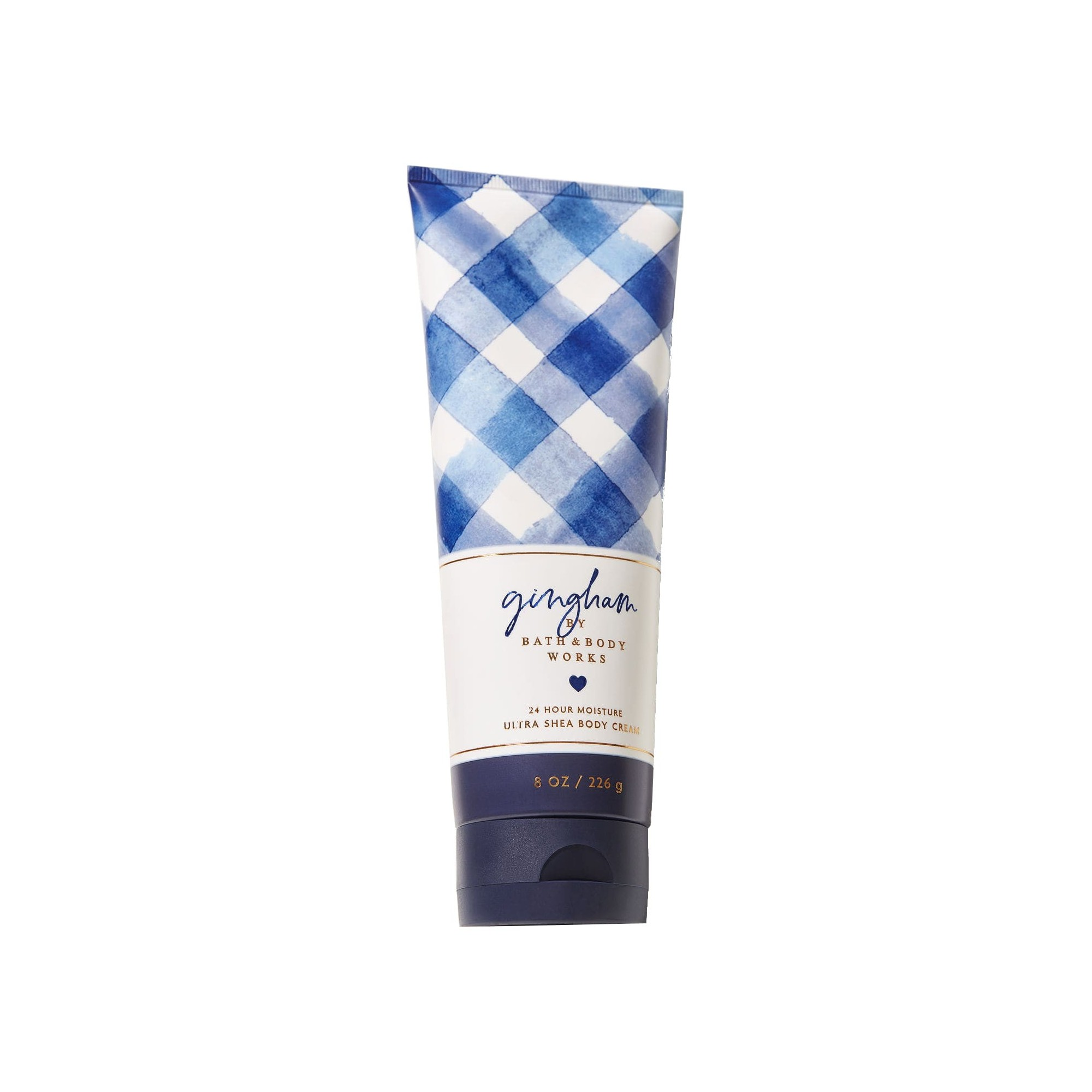 Bath & Body Works Gingham Ultra Shea Body Cream