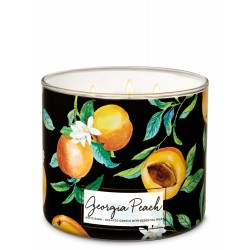 Bath & Body Works Georgia Peach 3 Wick Scented Candle